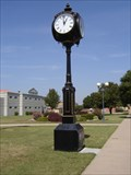 Image for Kay County Courthouse Clock, Newkirk, OK