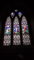 Image for Stained Glass Windows - St John the Baptist - Brinklow, Warwickshire