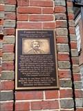Image for Frederick Douglass' First Speech in Hartford - Hartford. CT