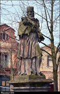 Image for St. John of Nepomuk in village square / Sv. Jan Nepomucký na návsi - Horní Vidim (Central Bohemia)