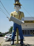 Image for Muffler Man - Happy Half-Wit - Dallas, TX
