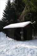Image for Schutzhütte Kreuzvier - Tharandter Wald, Lk. Sächs. Schweiz-Osterzgeb. Sachsen, D