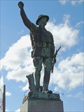 Image for The Spirit of the American Doughboy - Lincoln, Maine