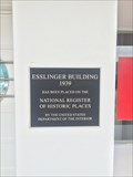 Image for Esslinger Building - 1939 - San Juan Capistrano, CA