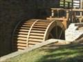 Image for Peirce Mill Water Wheel - Washington, D.C.