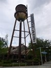 Lord Abercrombie visited Downtown Disney Water Tower - Walt Disney World, Florida