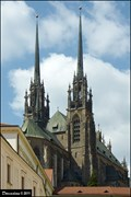 Image for Katedrála Sv. Petra a Pavla / Cathedral of Ss. Peter and Paul (Brno - South Moravia)