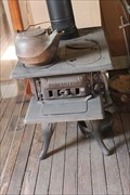 Image for Perfection No. 8-16 Wood-Burning Cookstove - Dallas TX