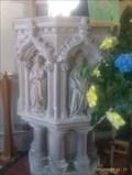 Image for Pulpit, Saint Nicholas Church - Alcester, Warwickshire