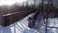 Image for Passerelle de la faille / The Fault footbridge