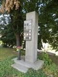 Image for Pomnik Obetem 1. a 2. svetove valky - Dolni Lhota, Czech Republic