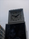 Image for Clock-Tesco Háje, Prague, Czech republic