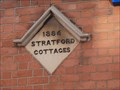 Image for 1886 - Stratford Cottages, Shakespeare Street - Loughborough, Leicestershire