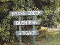 Image for Hyde's Creek Bush Fire Brigade