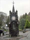 Image for M. J. B. Baddeley Memorial Clock Tower - Windermere, UK