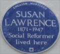 Image for Susan Lawrence - Westbourne Terrace, London, UK