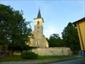 Image for TB 2220-80.0 Vrchatovy Janovice, kostel