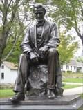 Image for Abraham Lincoln Statue, Hingham Massachusetts
