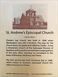 Image for St. Andrews Episcopal Church - Chelan, WA