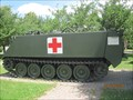 "Image for Armored Personnel Carriers ""La Madone "" - St-Quentin-NB, Canada"