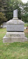 Image for Steven - Cedar Hill cemetery -  Hartford, Connecticut