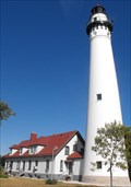Image for NG0680 Wind Point Lighthouse - Wind Point, WI