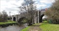 Image for Styal Line Arch Railway Bridge Over The River Mersey - Cheadle, UK