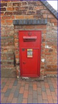Image for Victorian Post Box - Gloucester Docks, UK