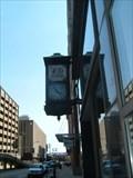 Image for 705 Olive Street Clock - St. Louis, Missouri