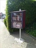 Image for Boîte à livres à Morlanwelz, Belgique