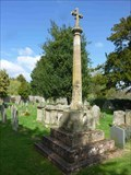Image for Churchyard Cross, St Mary Magdalene, Broadwas-on-Teme, Worcestershire, England