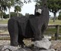 Image for Wooden Bear - Zolfo Springs, Florida, USA