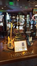 Image for Nirvana Guitars at Hard Rock Cafe - South Lake Tahoe, NV