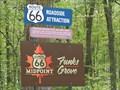Image for Historic Route 66 - Funks Grove  Maple Sirup Farm - Shirley, Ilinois, USA.