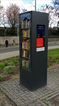 Image for Offener Bücherschrank Johannesplatz - Andernach, Rhineland-Palatinate (RLP), Germany