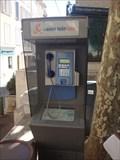 Image for A payphone, Le Cannet, Rue Saint-Sauveur