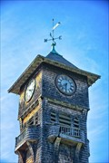 Image for Bird Memorial Clock and Tower - Walpole MA