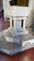 Image for Baptism Font - St John the Baptist - Tisbury, Wiltshire