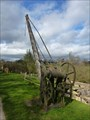 Image for Wharf Crane - Cheddleton, Staffordshire.