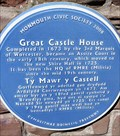 Image for Great Castle House - Monmouth, Gwent, Wales.