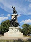 Image for Statue of Major General Comte Jean de Rochambeau - Washington, DC