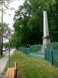 Image for Frederick Weston Carter Obelisk - St. John's, Newfoundland