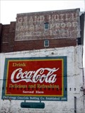 Image for Grand Hotel Coke Ad - Chattanooga, TN