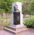Image for Monument d'Antonio Barrette - Joliette, Québec