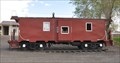 Image for Carbon County Railway Steel-Bodied Caboose #1 ~ East Carbon, Utah