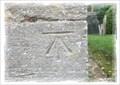 Image for Cut Bench Mark - St Thomas Becket Church, Greatford, Lincolnshire. PE9 4QA