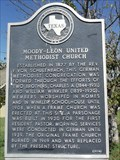 Image for Moody-Leon United Methodist Church