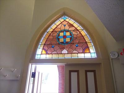 Auburn University Chapel   Auburn, AL   Stained Glass Windows On  Waymarking.com