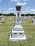 Image for Rookey A. Roddy - Elm Grove Cemetery - Roddy, TX