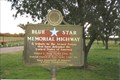 Image for US-385 Blue Star Memorial Highway ~ Boys Ranch (Tascosa) TX